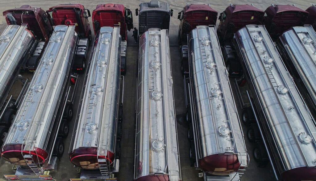 Transporte de mercancía por carretera